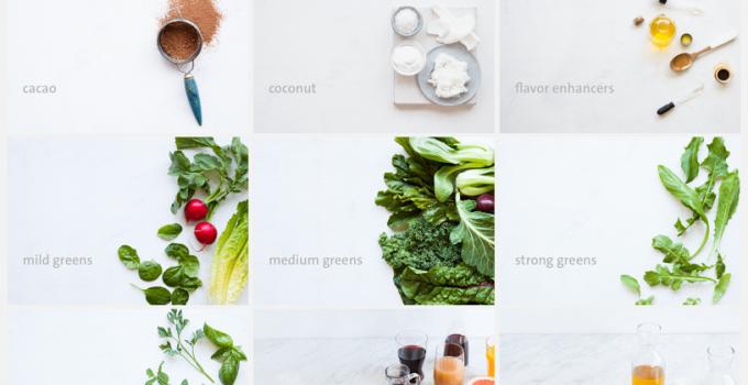 The Blender Girl Smoothies App + Recipe for Her Pomegranate Slam It!