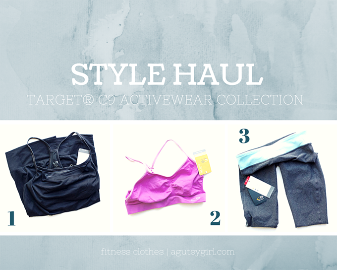 Fall Style Haul Target® C9 activewear Collection with a 45-Minute Stroller Workout www.agutsygirl.com