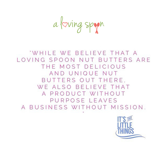 Our Mission www.alovingspoon.com