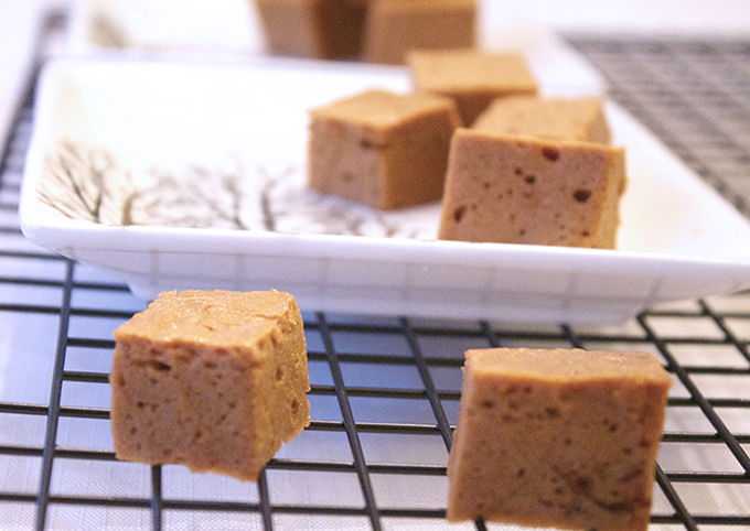 Vanilla-Mint Mini Marshmallows sarahkayhoffman.com
