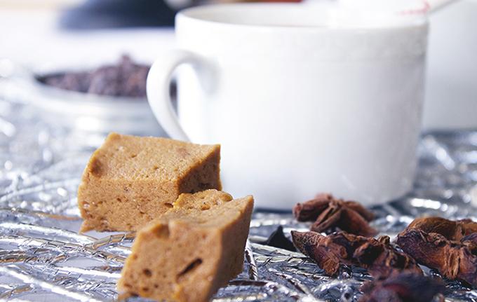 Vanilla-Mint Mini Marshmallows with Hot Peppermint Cacao sarahkayhoffman.com