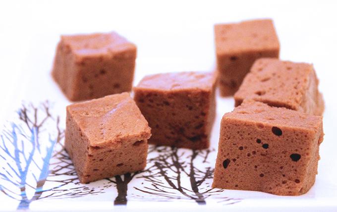 sarahkayhoffman.com Vanilla-Mint Mini Marshmallows