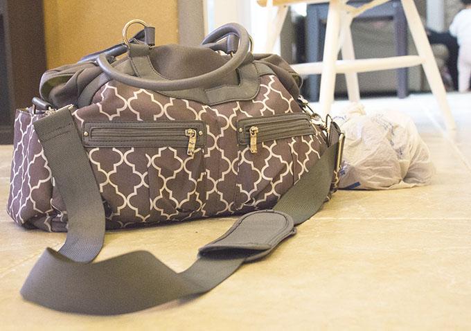 Unprepared Journey and Empty Diaper Bag Adoption sarahkayhoffman.com