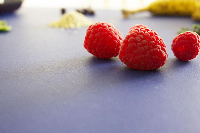 sarahkayhoffman.com Berry-licious Hemp Smoothie for 2 Raspberries nutiva.com