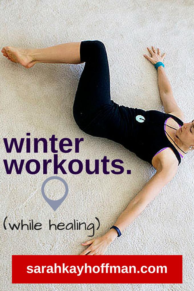 Winter Healing Workouts sarahkayhoffman.com PopSugar select yoga gut healing