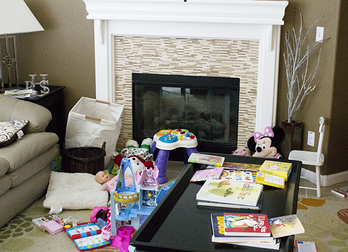 Nothing Beautiful About This Mess Living Room Disaster sarahkayhoffman.com