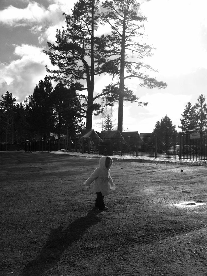 B&W in Lake Tahoe Park Samarah. Adoption has Changed Our Lives. sarahkayhoffman.com