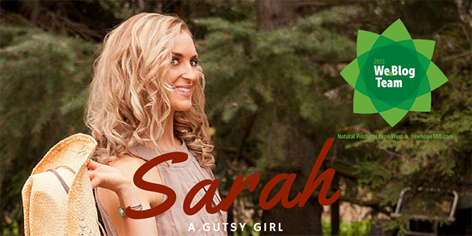 Sarah Kay Hoffman Natural EXPO WEST 2015 LOOKING FOR MORE THAN JUST NATURAL sarahkayhoffman.com