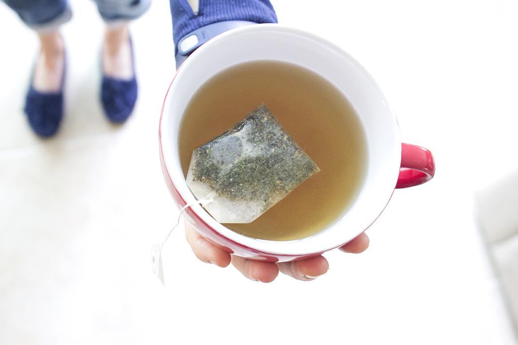 Goal 9 Tea Traditional Medicinals Tea Gut Healing sarahkayhoffman.com