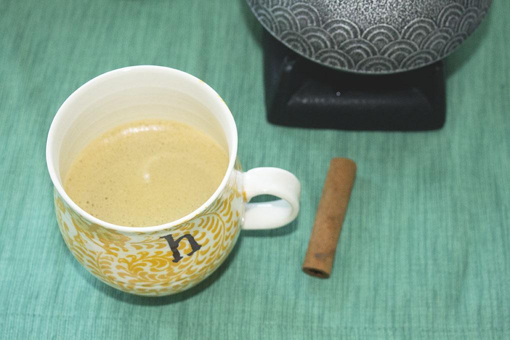 How I Quit Caffeine. Bulletproof Cinnamon-Spice Chicory sarahkayhoffman.com