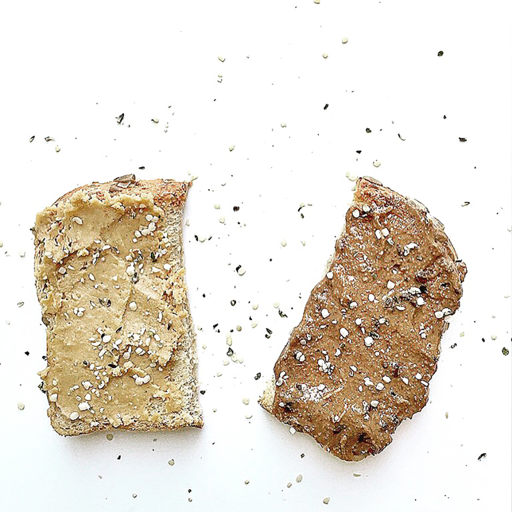 Peanut Butter + Gluten Free Bread. New Lease on Life sarahkayhoffman.com