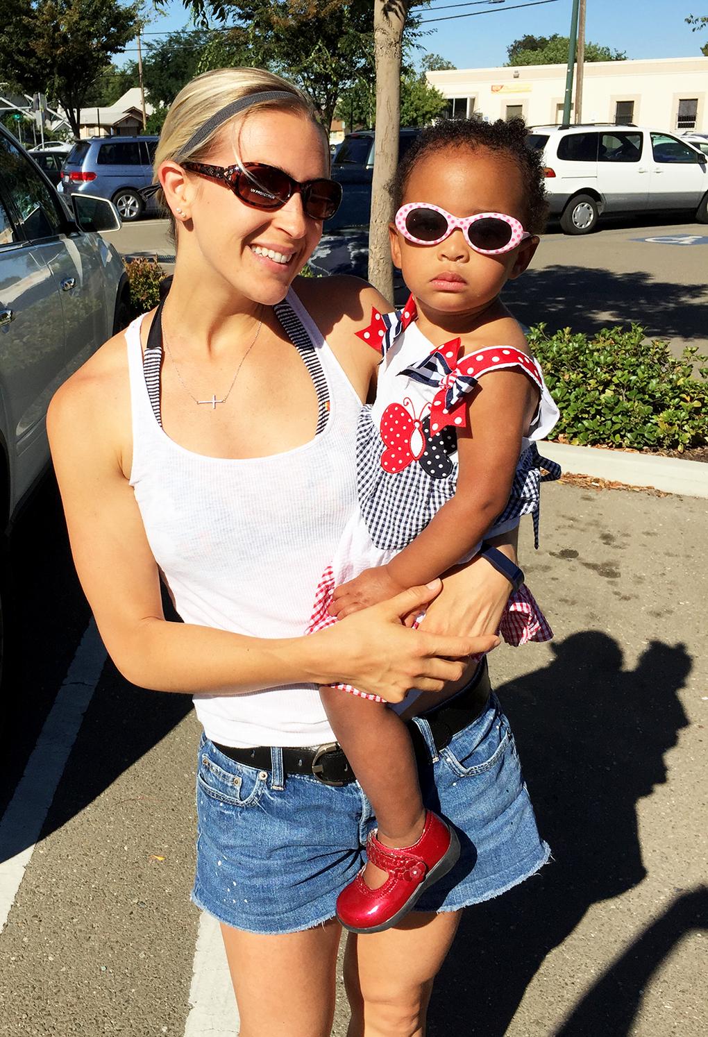Meet Samarah Josephina Hoffman Adoption Gotcha Day sarahkayhoffman.com
