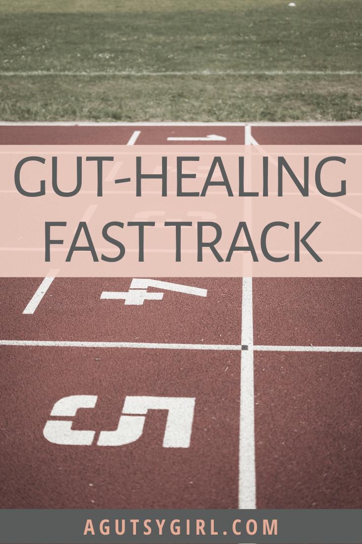 Gut Healing Fast Track agutsygirl.com #guthealth #guthealing #sibo #IBS