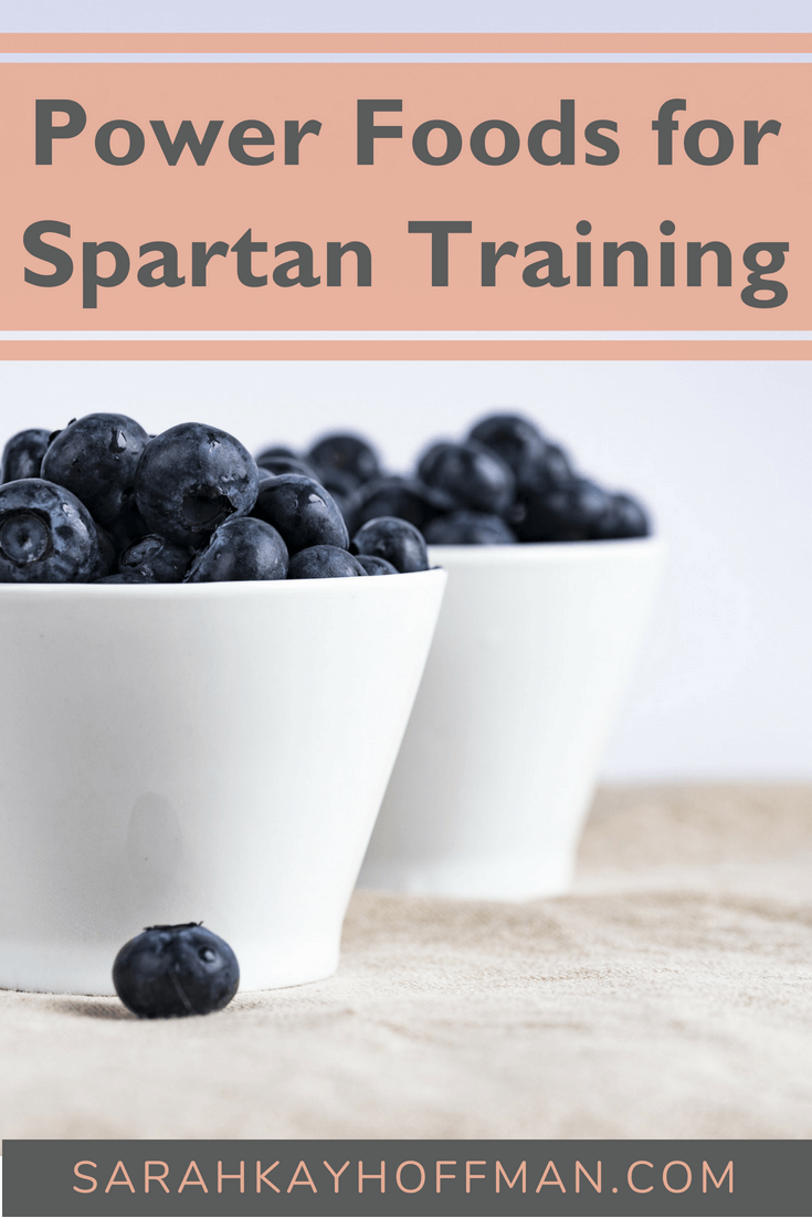 Power Foods for Spartan Training agutsygirl.com #spartan #fitness #healthyliving #cleaneating