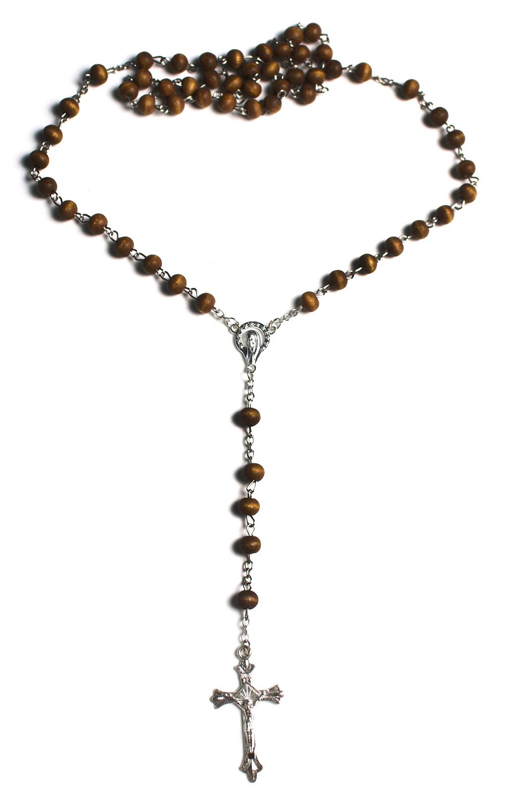 Without Sounding Too Pious Rosary sarahkayhoffman.com