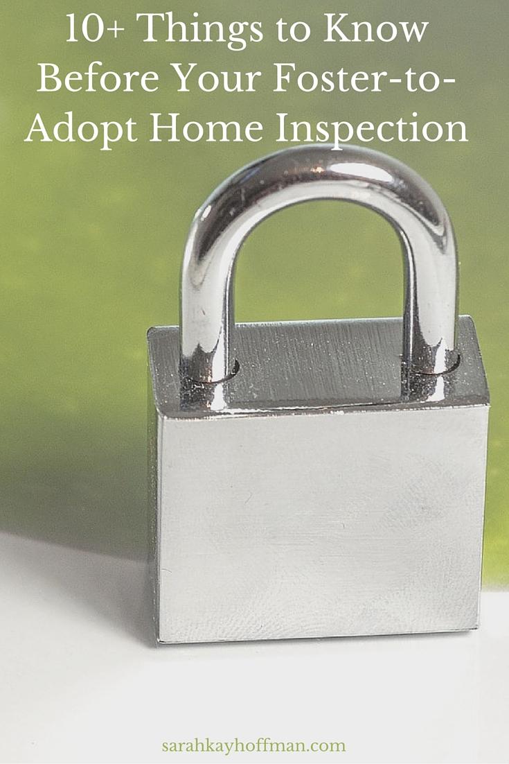 Home Inspection Part I Sarah Kay Hoffman