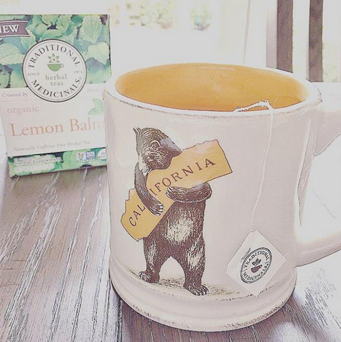 Boy or Girl? Coffee Traditional Medicinals I Love California Tea sarahkayhoffman.com