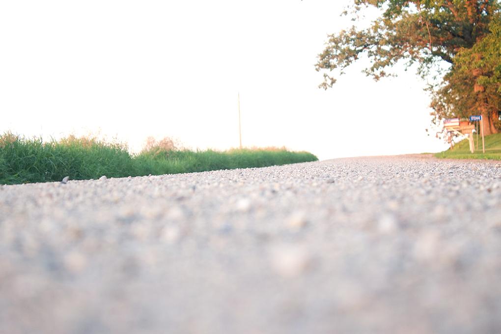 Gravel Roads sarahkayhoffman.com