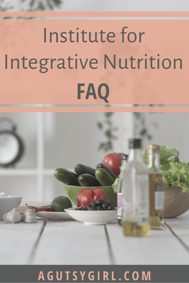 Institute for Integrative Nutrition FAQ IIN nutrition school agutsygirl.com #iin #nutritionschool #nutrition