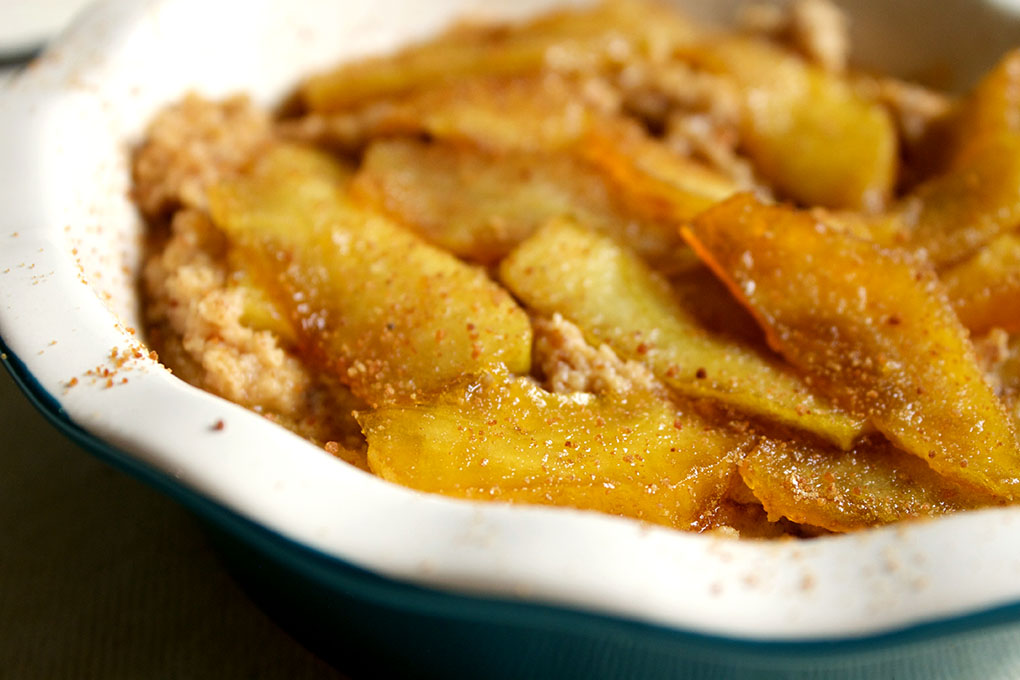 Mini Layered Apple Pie - Sarah Kay Hoffman