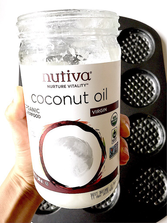 Tuna Melt Tuna Nutiva Organic Coconut Oil gluten free, dairy free, grain free, soy free, Paleo, egg free sarahkayhoffman.com