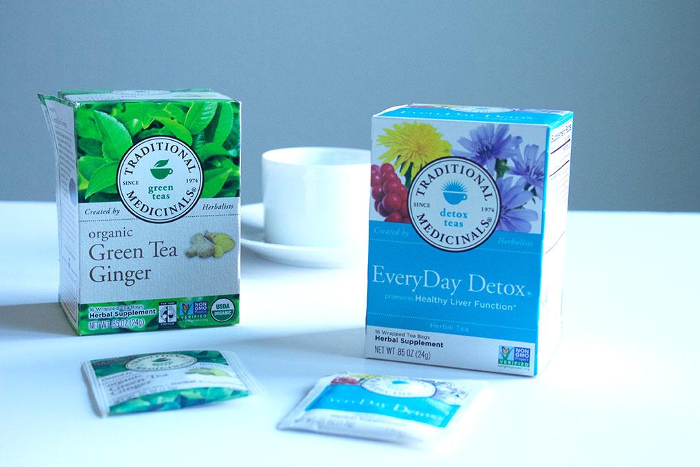 Gelatin for Gut Healing and a Pomegranate Homemade JELL-O Jiggler Recipe 7 gift ideas for the Adoptive Mama sarahkayhoffman.com Traditional Medicinals Tea