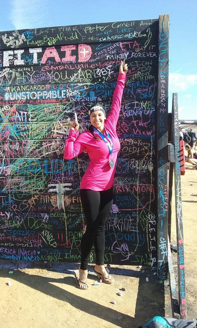 Spartan vs. Half Marathon Susie sarahkayhoffman.com