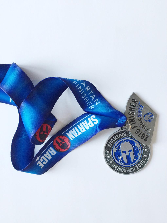 Spartan vs. Half Marathon sarahkayhoffman.com