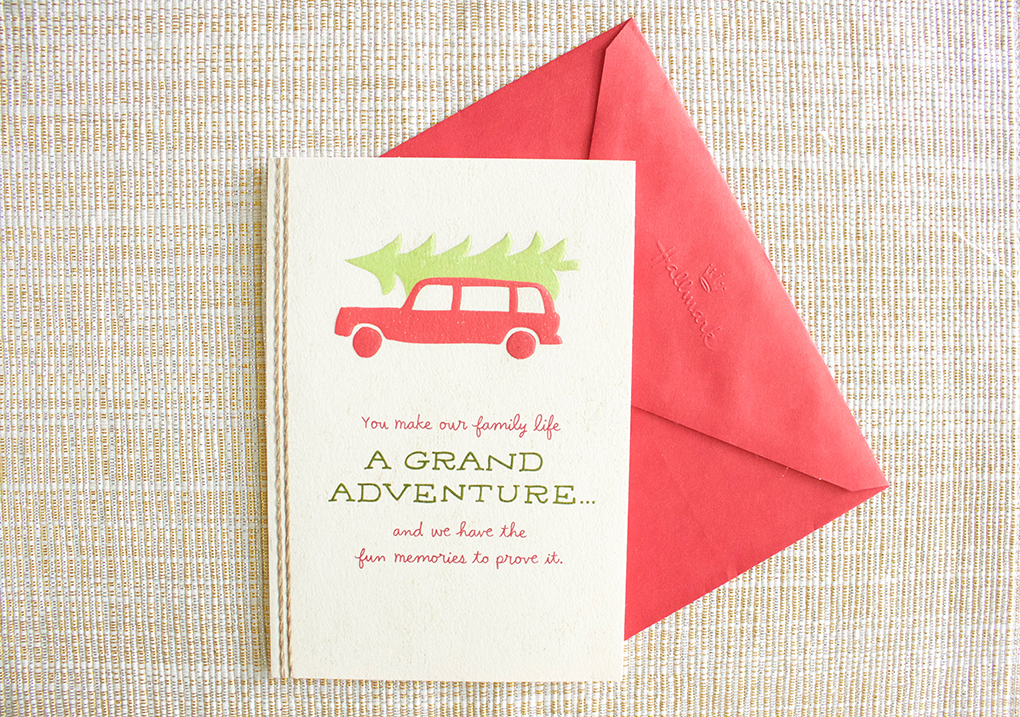 A Grand Adventure Filled with Memories Hallmark card at Walmart sarahkayhoffman.com