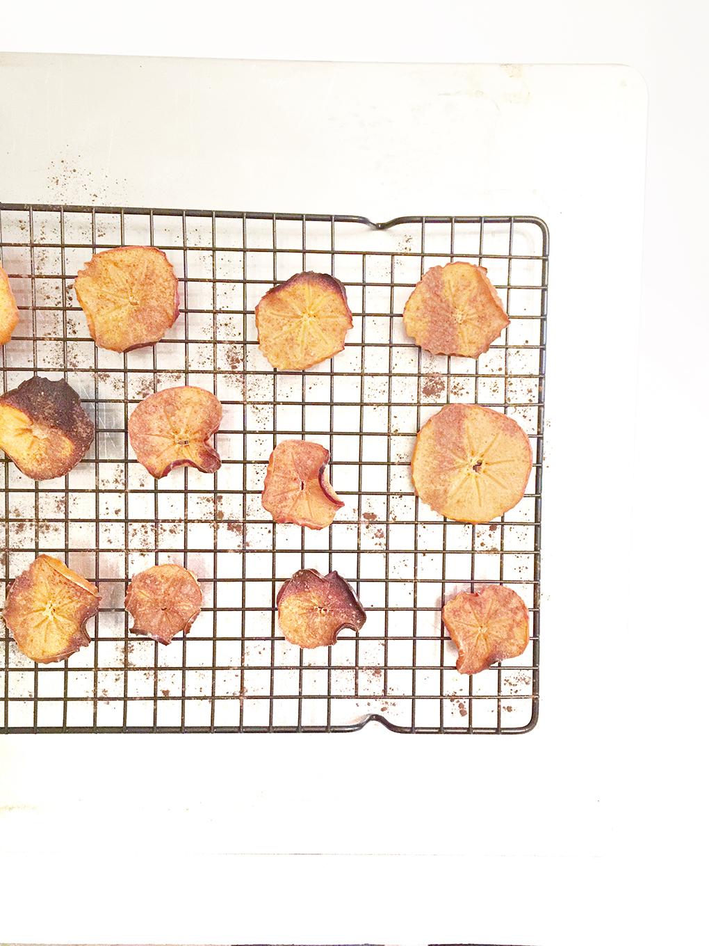 Persimmons and Coloring Books baking gluten free sarahkayhoffman.com