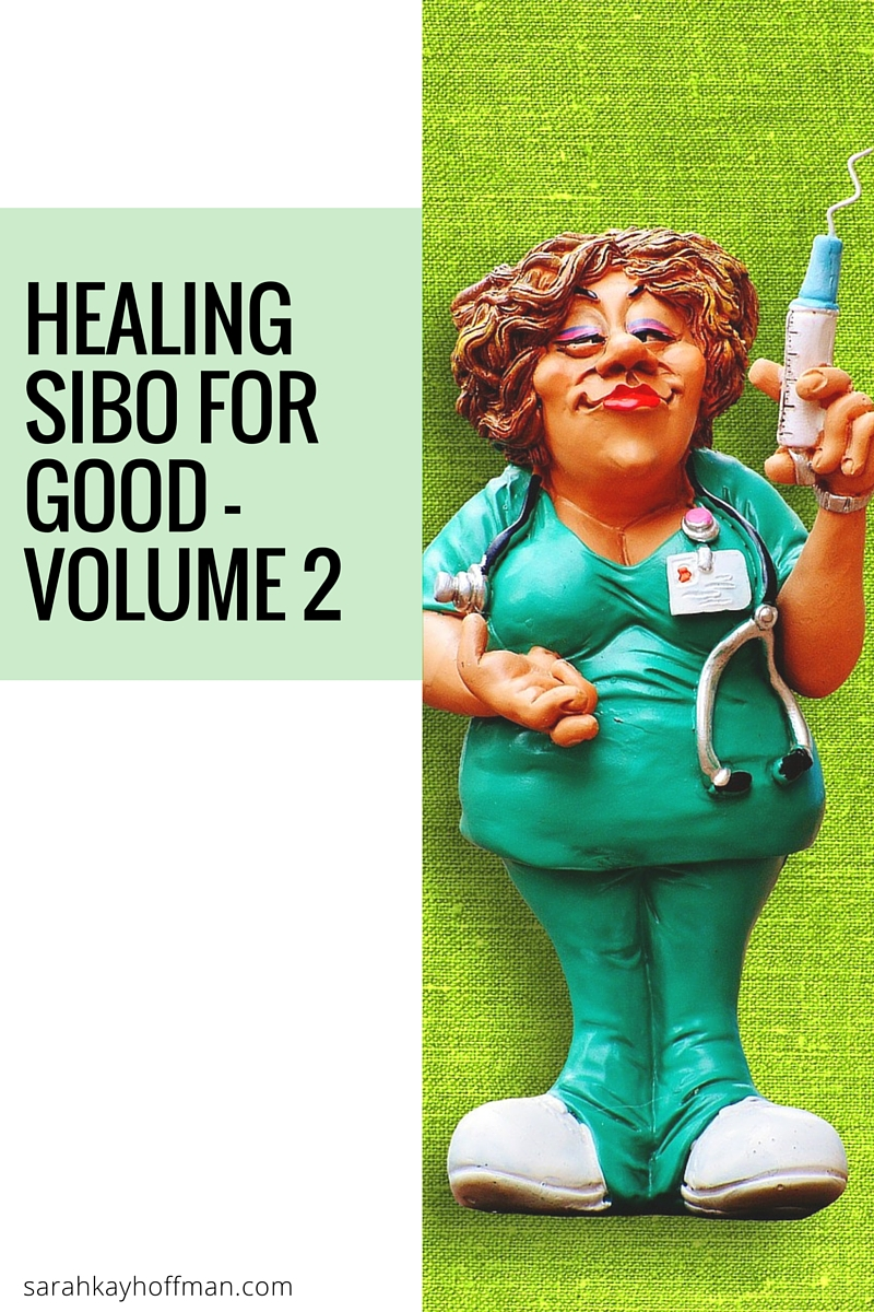 Healing SIBO for Good Volume 2 sarahkayhoffman.com