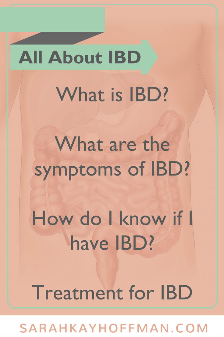 IBS vs IBD What's the Difference www.sarahkayhoffman.com #IBD #guthealth #healthyliving