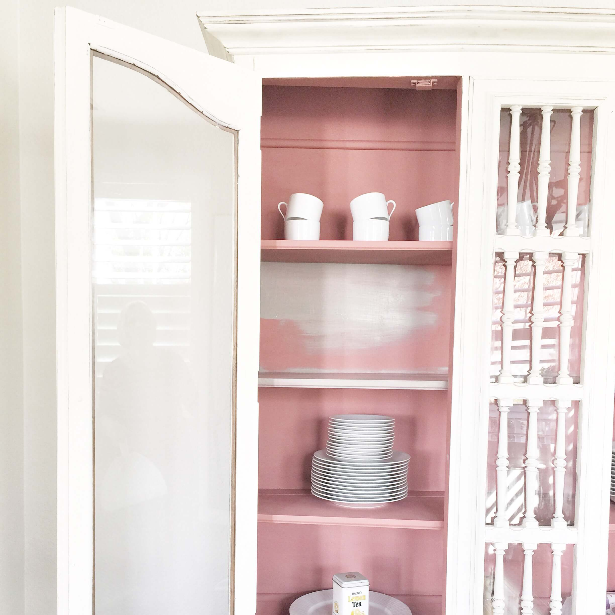 Making House Home China Cabinet sarahkayhoffman.com