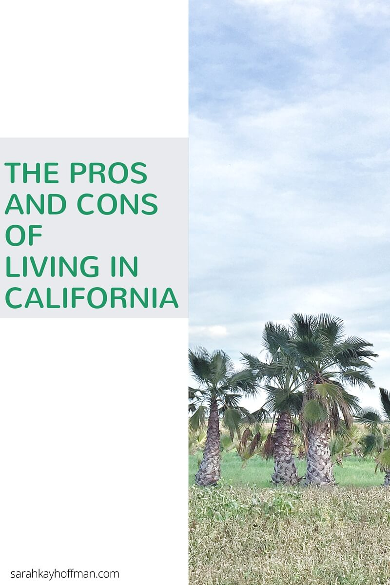 The Pros and Cons of Living in California sarahkayhoffman.com