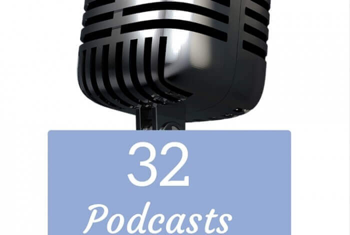 Top 32 Podcasts for Entrepreneurs