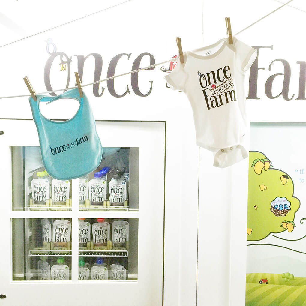 2016 Natural Products Expo West Favorite Brands and Products Once Upon a Farm sarahkayhoffman.com