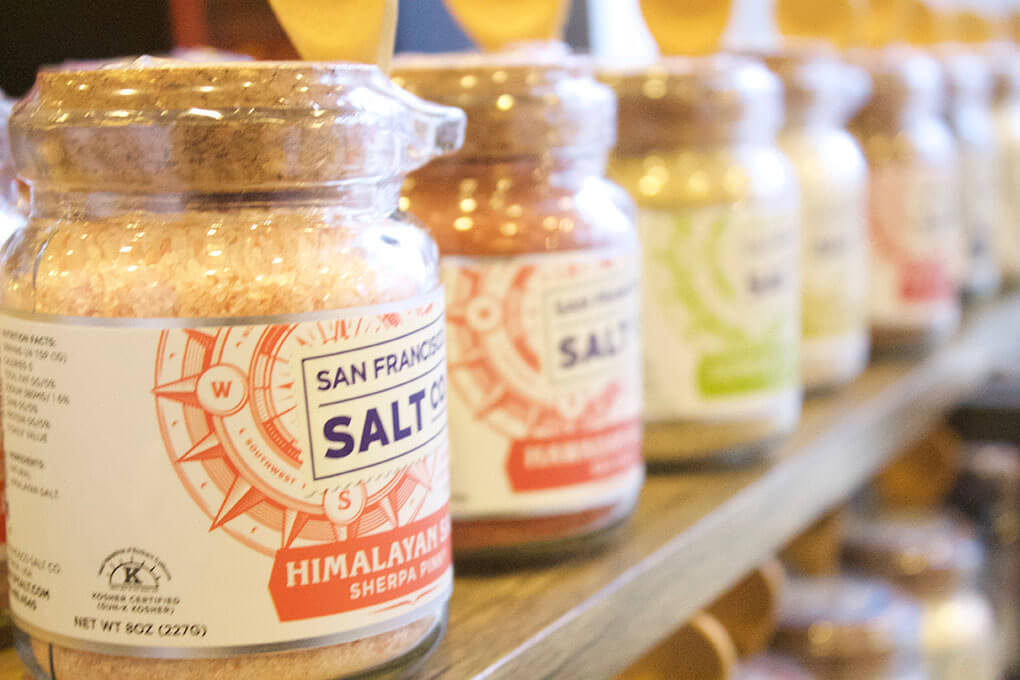 2016 Natural Products Expo West Favorite Brands and Products San Francisco Salt Co sarahkayhoffman.com