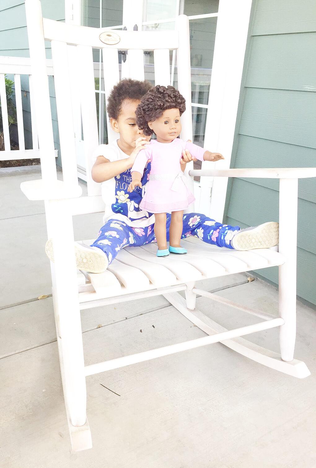 Easter is Hope TrulyMe American Girl Doll sarahkayhoffman.com Adoption Love