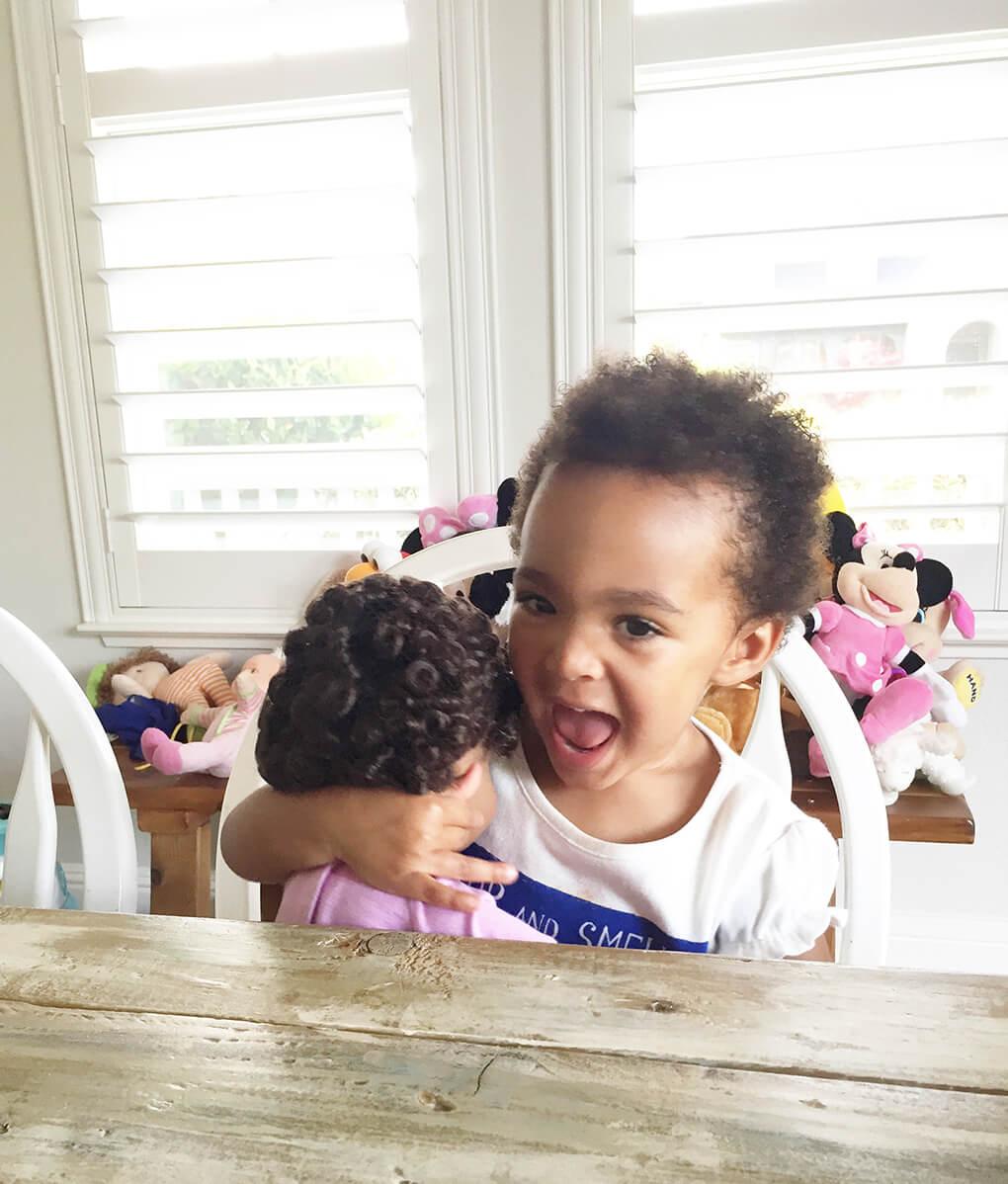 Easter is Hope TrulyMe American Girl Doll sarahkayhoffman.com Adoption