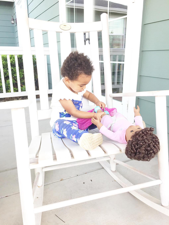 Easter is Hope TrulyMe American Girl Doll sarahkayhoffman.com Dr. Aimee Eyvazzedeh