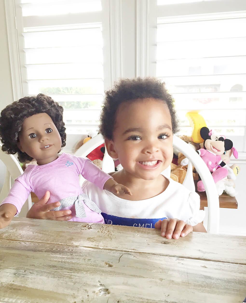 Easter is Hope TrulyMe American Girl Doll sarahkayhoffman.com Faith