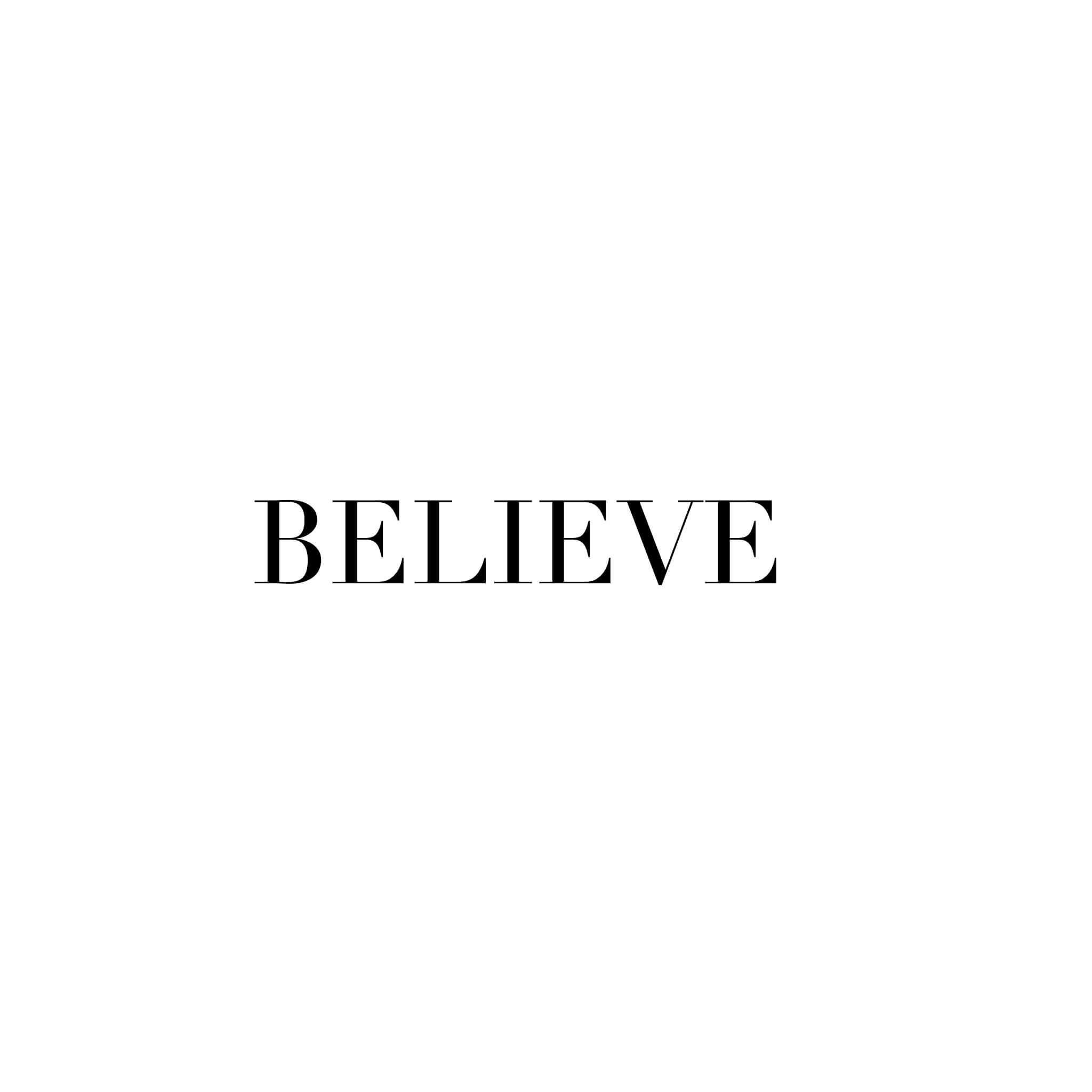 Healing SIBO for Good - Volume 3 sarahkayhoffman.com Believe