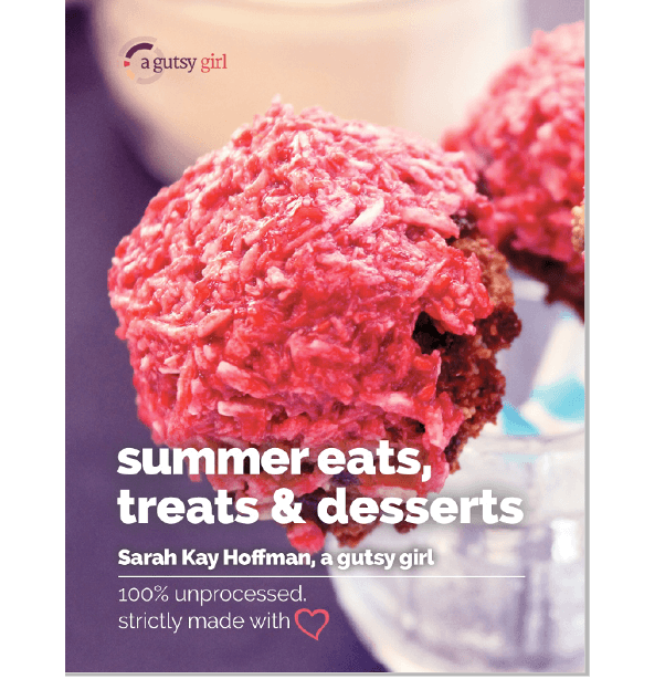 Summer Eats, Treats, and Desserts