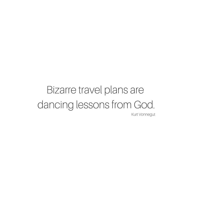 9 Beautiful Travel Quotes sarahkayhoffman.com Dancing lessons