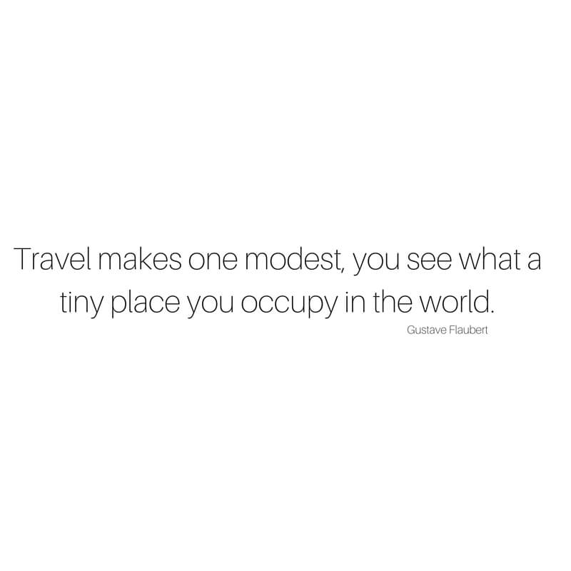 9 Beautiful Travel Quotes sarahkayhoffman.com Occupy