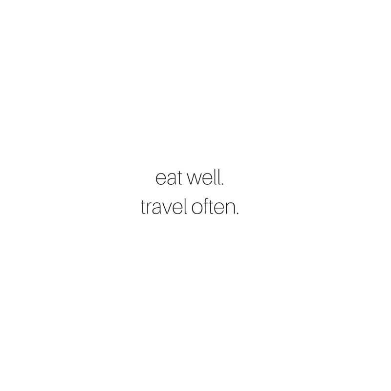 9 Beautiful Travel Quotes sarahkayhoffman.com Travel often
