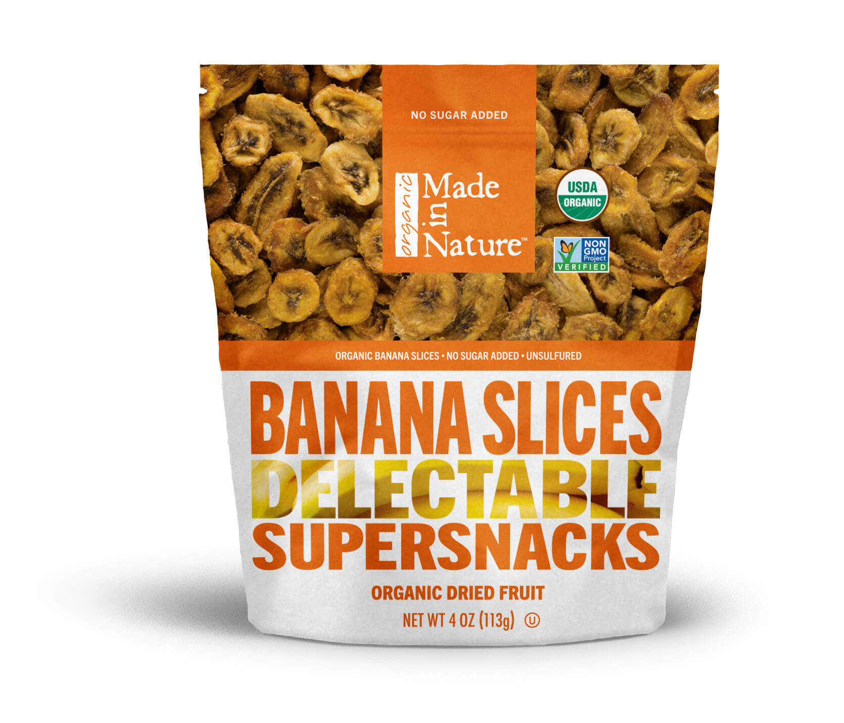 Made in Nature Organic Banana Slices 6 AIP Travel Snacks sarahkayhoffman.com
