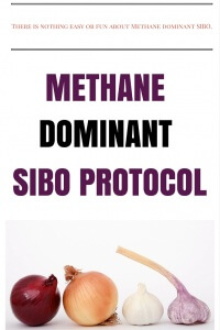 Methane Dominant SIBO Protocol