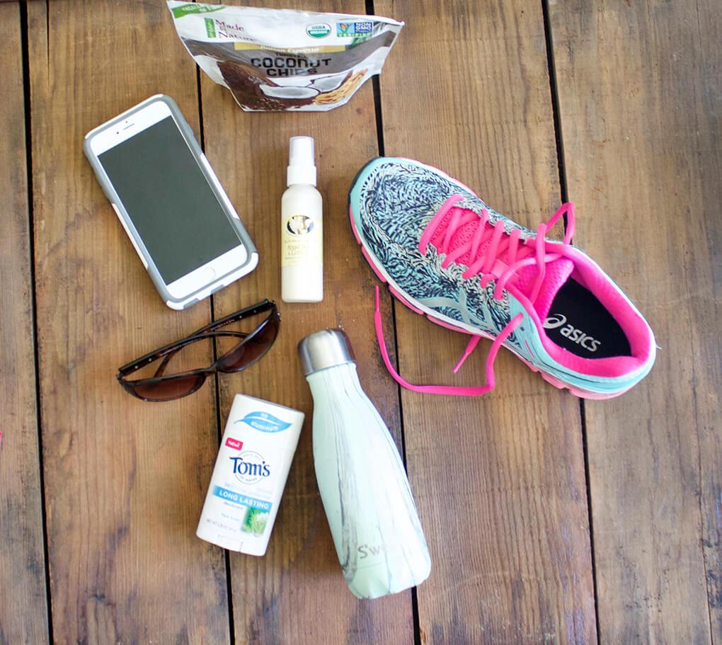 9 Things in My Summer Travel Bag sarahkayhoffman.com Phone