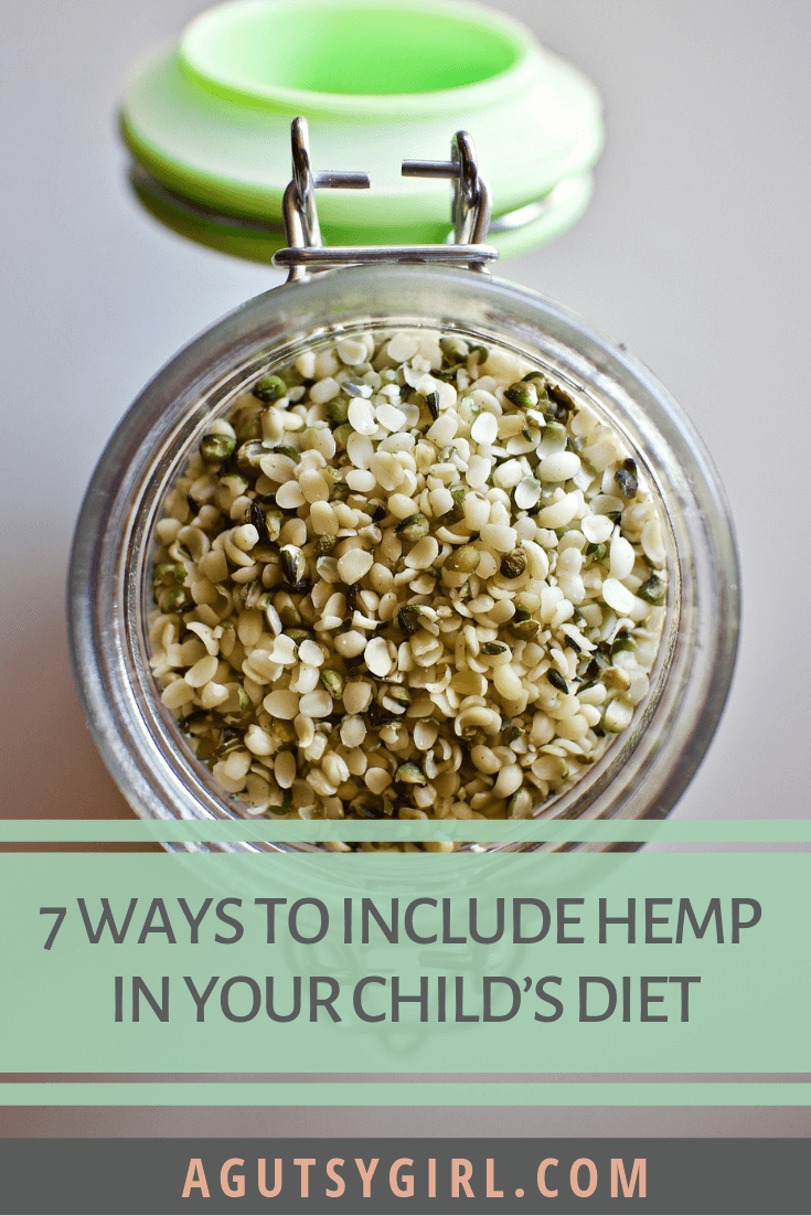 Homemade Trail Mix for Kids 7 Ways to Include Hemp in Your Child's Diet agutsygirl.com #hemp #guthealth #childrenshealth